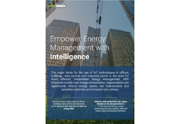 Energetix™ Energy Management Brochure