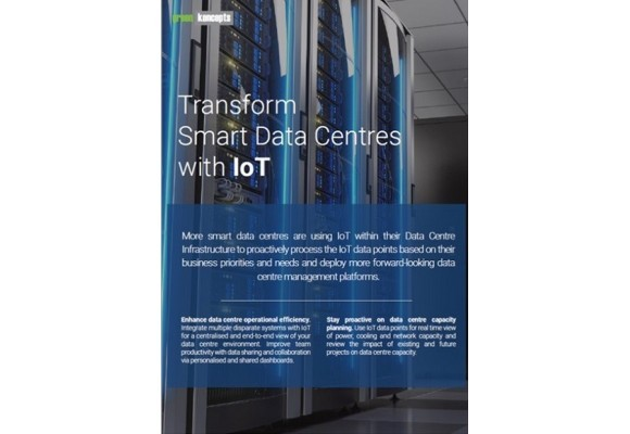 Energetix™ Data Centre Infrastructure Management Brochure