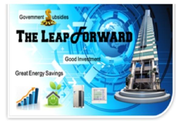 The Leap Forward Seminar - 14 Nov 2014