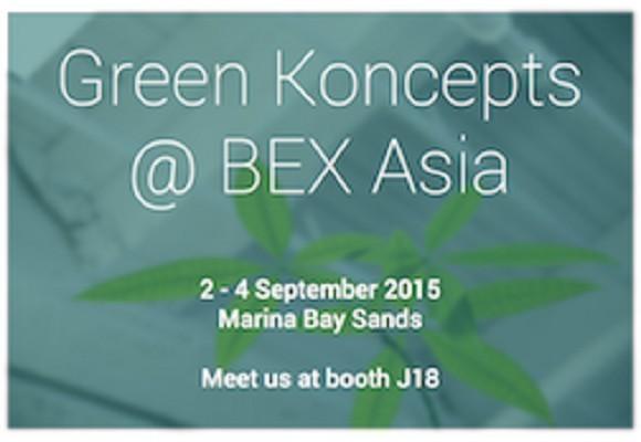 Build Eco Xpo (BEX) Asia 2015