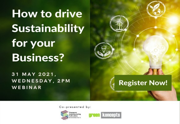 How to drive Sustainability for your Business