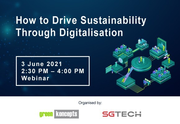 How to Drive Sustainability Through Digitalisation