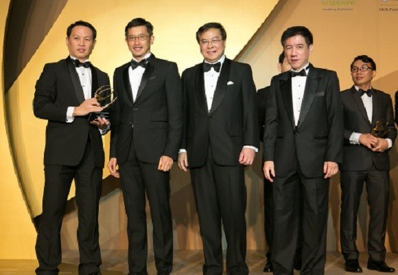 Green Koncepts lauded at Emerging Enterprise 2013 Award